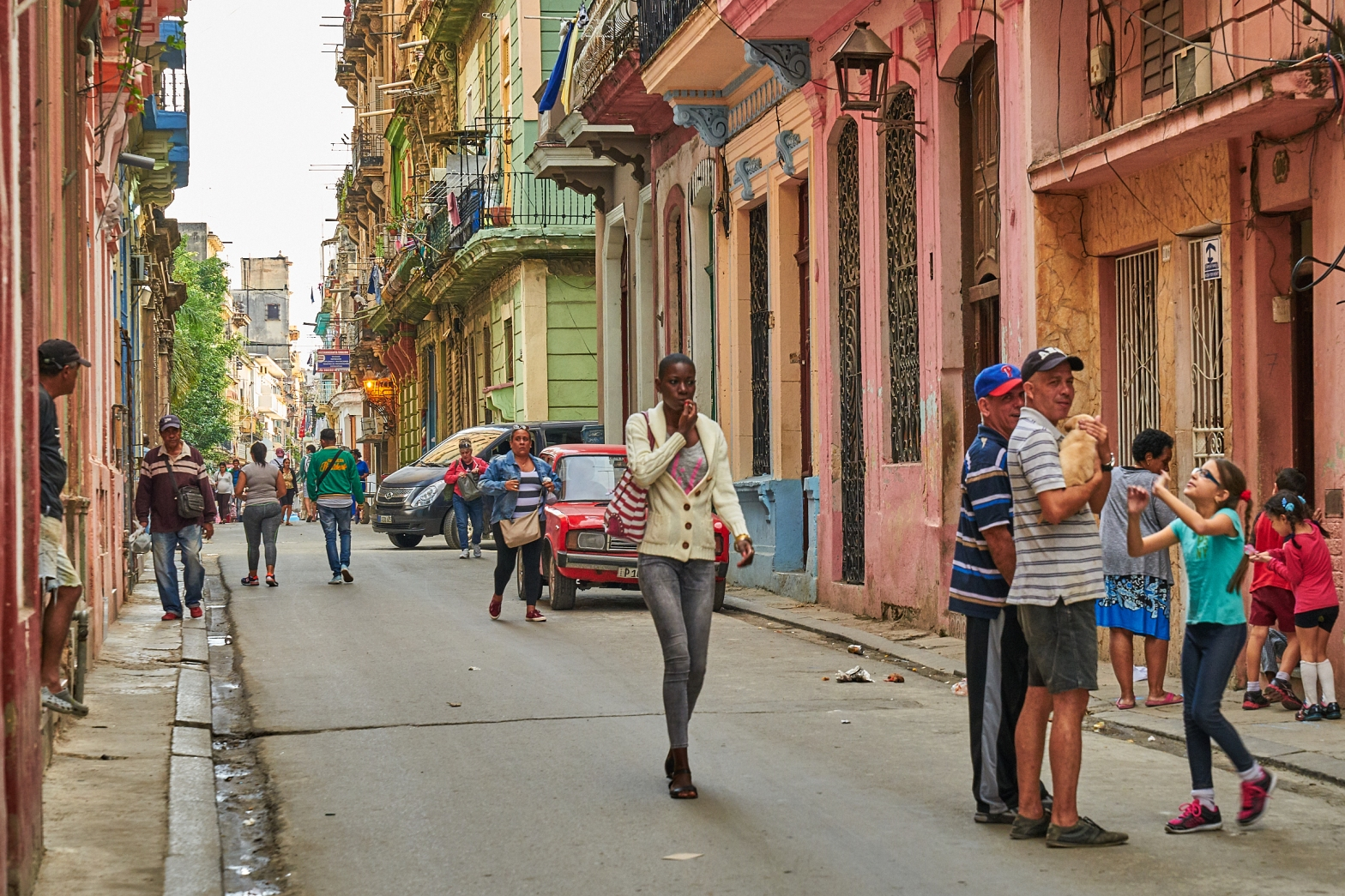 """File:Havana, Cuba (46111312232).jpg"" by Pedro Szekely from Los Angeles, USA is licensed under CC BY-SA 2.0. To view a copy of this license, visit https://creativecommons.org/licenses/by-sa/2.0"
